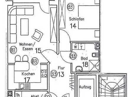 Schöne 2 Zimmer Wohnung im Zentrum von Sögel