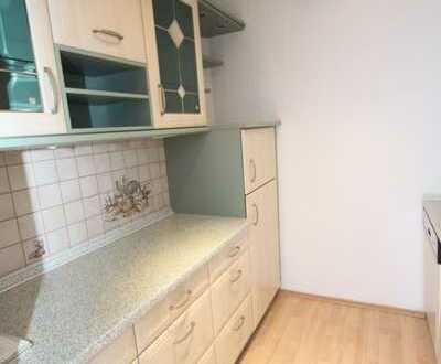 Hochwertig ausgestattete 2-Raum-Wohnung! Balkon, Einbauküche und Garage!
