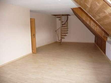 Wohnung auf 2 Etagen in Innenstadtnähe