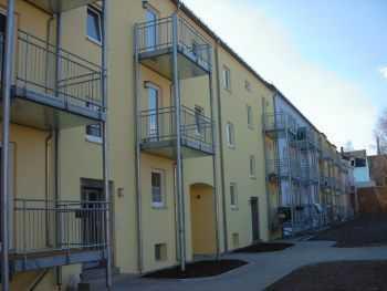 Helle 1-Zimmer Wohnung mit Balkon