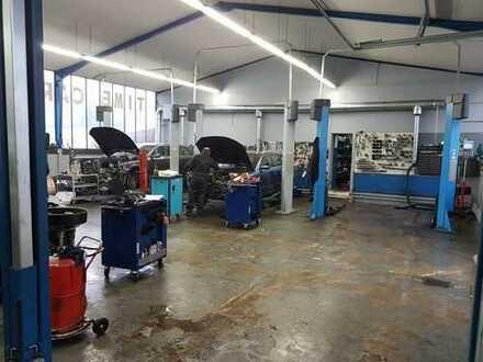 Auto-Werkstatt in Pforzheim zu verkaufen (sehr gut laufend)