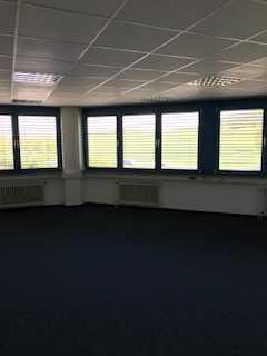 Büroflächen von 15 qm bis 200 qm