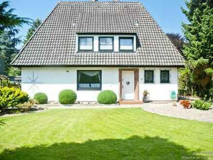 Charmantes Einfamilienhaus im Grünen