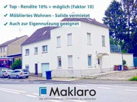 Top Rendite oder Eigennutzung - Zweifamilienhaus in der Nähe zum Flughafen Köln/Bonn