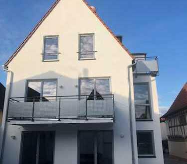 Erstbezug: exklusive 2-Zimmer-Dachgeschosswohnung mit Balkon in Rodgau