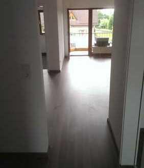 Sanierte 1-Raum-Wohnung mit Balkon und Einbauküche in Offenburg