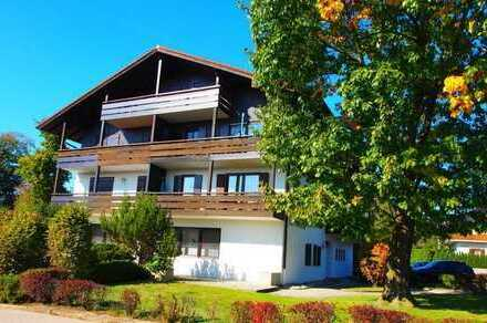 Chieming Eigentumswohnung mit 180m² Wohnfläche S/W Terrasse - Gesamtes EG auch gewerblich nutzbar