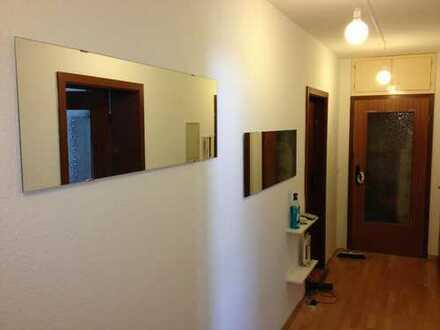 Helles Zimmer in Dachterassen-WG