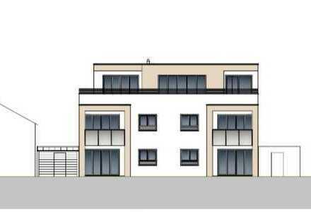 Stadtvilla in Mühldorf mit Fernblick! Luxuriöse 3-Zimmer-Designwohnung