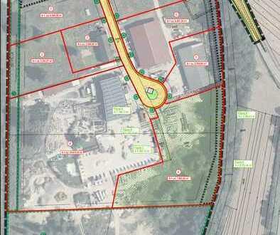 Hagenbach: Provisionsfrei, Gewerbegrundstück ca. 3.250 m²