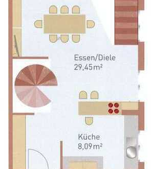 Gepflegtes 5-Zimmer-Reihenendhaus in Oberkirch, Oberkirch-Nussbach