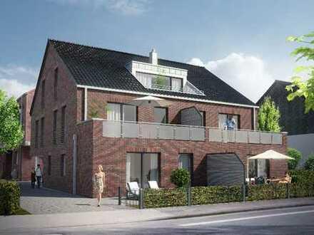 Neuwertige, barrierefreie, hochwertige 3 Zi.-Wohnung mit Balkon von Privat