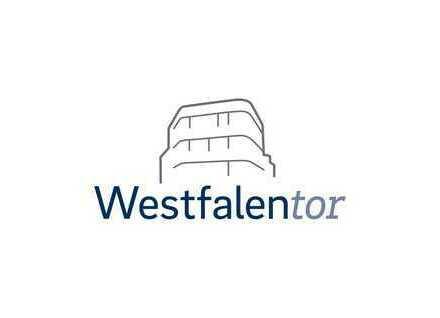 Großzügig geschnittene Zweiraumwohnung im Westfalentor!
