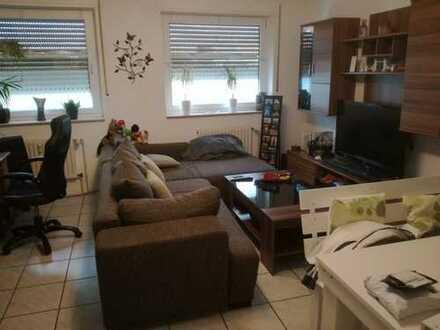 Neuwertige 2,5-Zimmer-Maisonette-Wohnung mit Balkon und EBK in Dinslaken, Stadtmitte