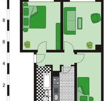 Wohnung in ruhiger Lage