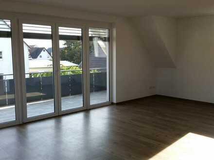 Großzügig geschnittene DG-Wohnung in Ringsheim