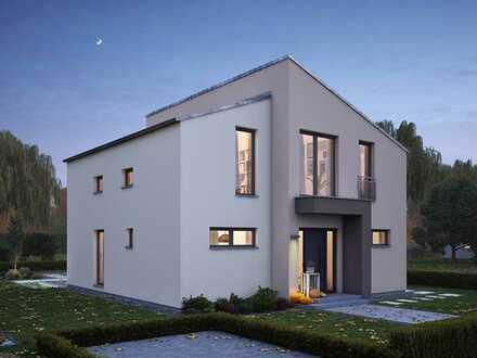 Exklusives energieeffizientes Einfamilienhaus