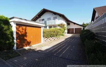 ++Geräumig und top gepflegt++ 2-Fam.-Haus mit toller Aufteilung, 3 Garagen, Photovolthaik, uvm