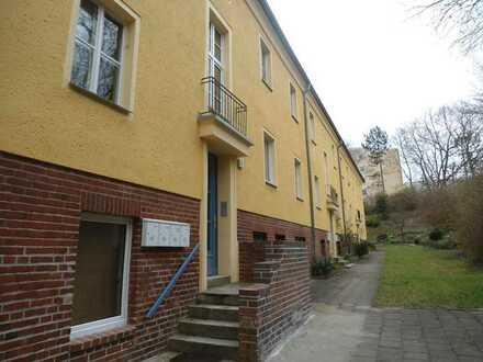 niedliche 2-Raumwohnung in grüner Lage mit Balkon
