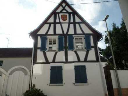 Historisches Fachwerkhaus in Wiesbaden-Breckenheim / Liebhaberobjekt von privat