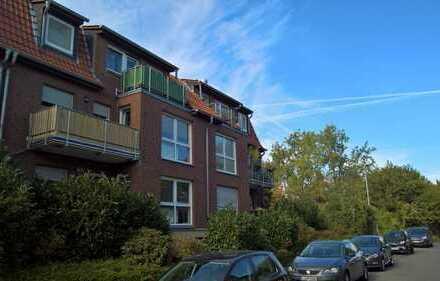 Wohnen in unmittelbarer Nähe am Liblarer See: 2-Zimmer-DG-Wohnung in Erftstadt