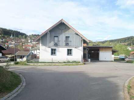 Reserviert! Gepflegte Doppelhaushälfte - nur ca. 2 km v. Zwiesel!