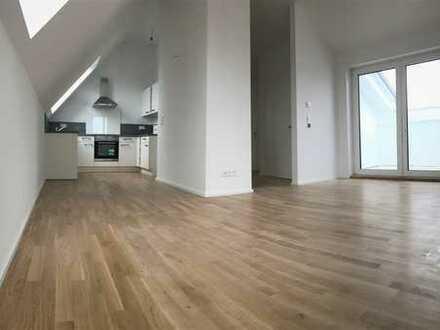 2 Zimmer-Dachterrassen-Neubauwohnung im Erstbezug