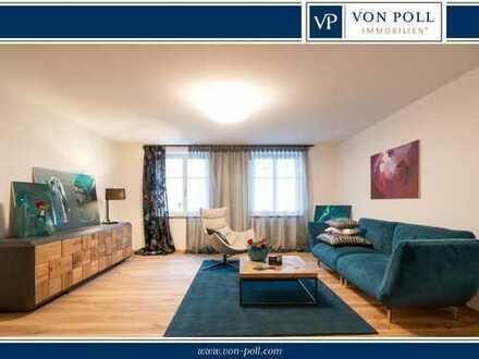 Erstbezug nach Sanierung: 2-Zimmer-Wohnung mit Aufzug in der Nördlinger Altstadt