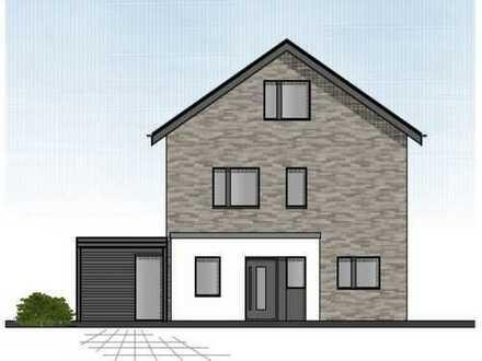 Rhede: Neubau eines modernen Einfamilienhaus mit Flair