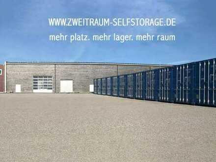Lagerfläche Selfstorage Lagerraum ab 7m2 Lagercontainer 24h