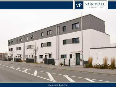 Fürth-Stadeln * Neuwertiges Reihenmittelhaus in zentraler Lage zur Miete *