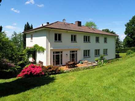 Herrschaftlich historisches Familiendomizil in Baden-Baden