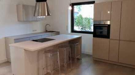 Luxuswohnung für Single oder Paar ! Barrierearme Erdgeschosswohnung mit Kamin