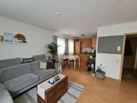 2 Zimmer I Erdgeschosswohnung I Vermietet I 55m² Wohnfläche