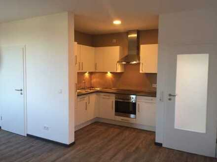 Exklusive 2-Zimmer-Hochparterre-Wohnung mit Terasse und EBK im Zentrum von Barsinghausen