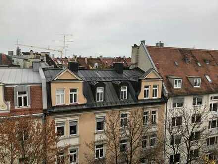 2- Zim. -Dachterrassenwohnung im Herzen von Schwabing- provisionsfrei direkt vom Eigentümer-