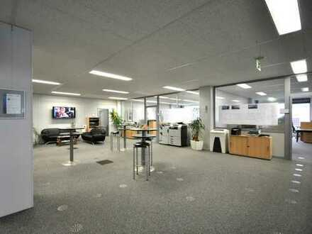 Büroetage in MS-Süd