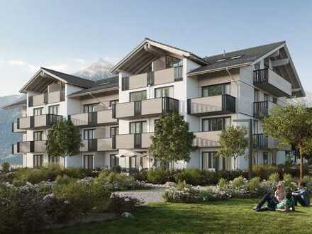 4-Zimmer-Wohnung mit 2 Bädern, offener Küche und 3 Balkonen