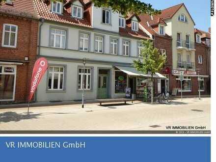 Stilvolles Wohn-und Geschäftshaus im historischen Stadtkern von Ludwigslust