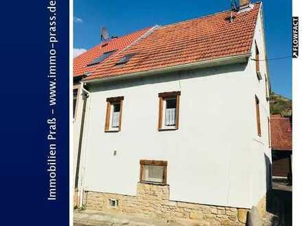Ideal für Handwerker - EFH in Odernheim