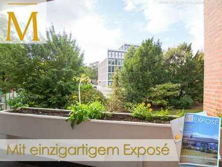 Radio Bremen - gut geschnittene 2-Zimmer Hochparterre-Wohnung in angesagter Wohngegend