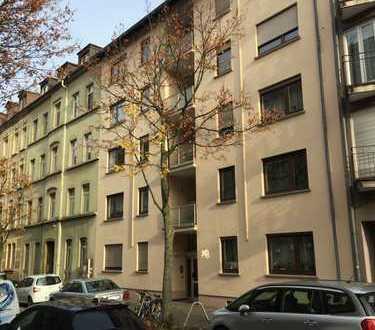 3-Zimmer-Wohnung mit Balkon in Karlsruhe