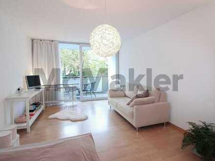 Wohnen in der Maxvorstadt: 1-Zi.-Apartment in begehrter, zentrumsnaher Lage