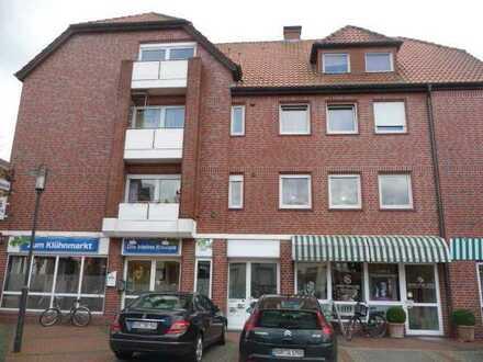 Moderne renovierte 2-Zimmer-OG-Wohnung in Innenstadtlage von Vreden zu vermieten