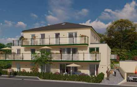 Erstbezug: Exklusive Villen-3-Zimmer-Penthouse-Wohnung in Lappersdorf