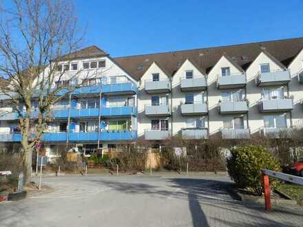 Hannover Ahlem: 1,5 Zimmer Wohnung mit Balkon und Stellplatz für den Kapitalanleger