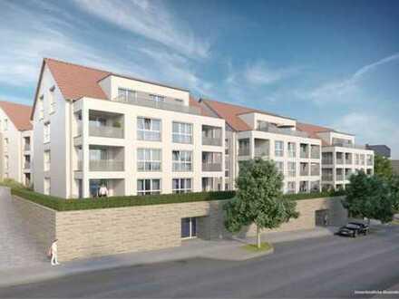 Erstbezug: attraktive 4-Zimmer-Wohnung mit Balkon in Vaihingen an der Enz
