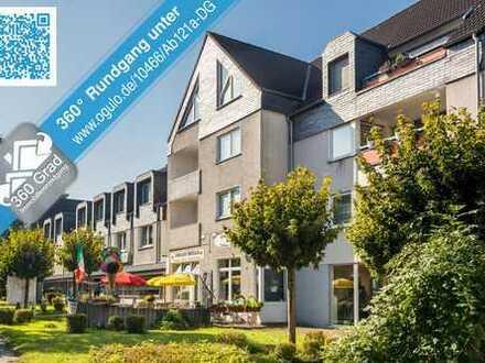 **Schöne DG-Wohnung 83,01qm in gepflegter Wohnanlage mit Stellplatz**
