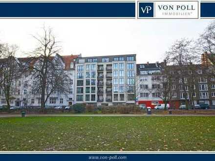 Repräsentative Wohnung am Römerpark