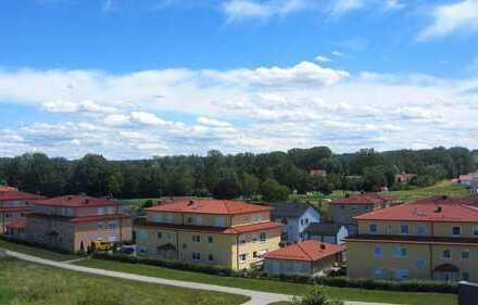 Moderne, helle 3,5 Zi. Penthousewohnung mit EBK und Bergblick in Mühldorf